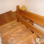 Assoalho para escada de madeira - Assoalhos Bahia - Santo André/SP